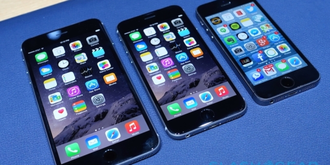 La demanda por el iPhone 6 hace colapsar la Apple Store