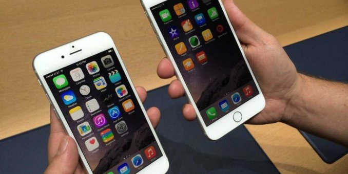 La gente prefiere el iPhone 6 de 4.7″