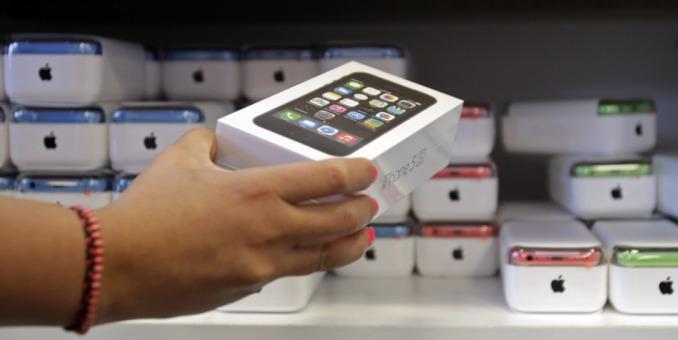 Acciones de Apple caen tras anuncio de Apple Watch