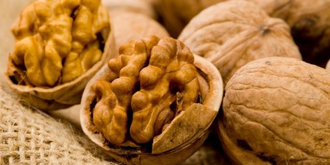Las nueces ayudan a prevenir el cáncer y las enfermedades cardiovasculares