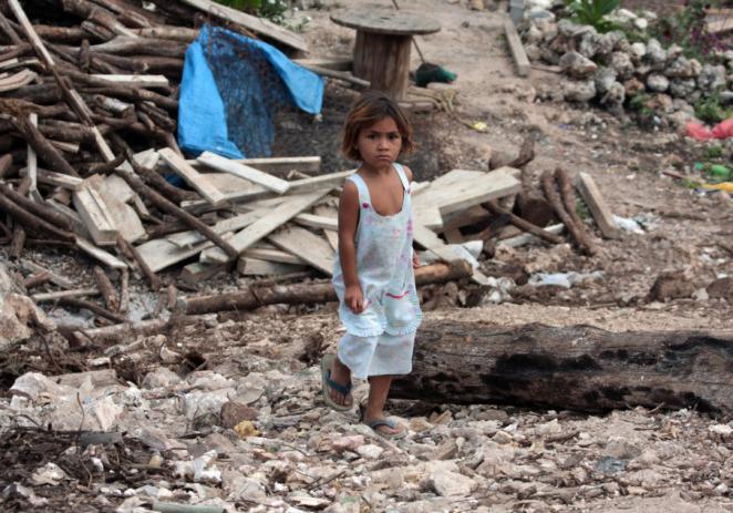 El 38,8% de los menores son pobres en Argentina, según estudio