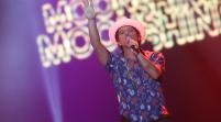 Bruno Mars cierra su recorrido en Festival Presidente en Rep. Dominicana