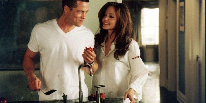 Angelina Jolie le regala un reloj de 3 millones a Brad