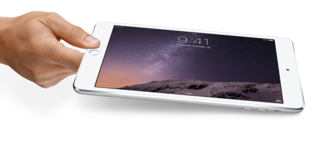 Apple presentó el nuevo iPad mini 3