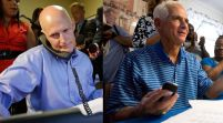 Telemundo Orlando transmitirá debate entre Crist y Scott el viernes