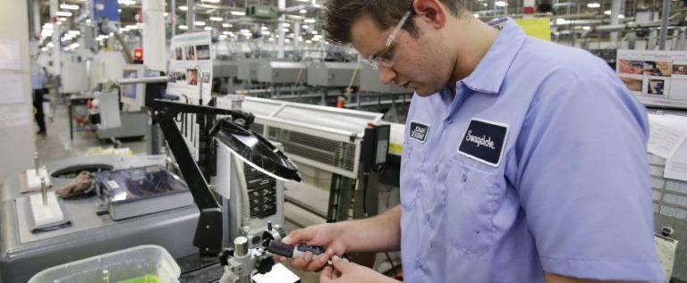 EEUU fuerte a pesar de débil economía mundial