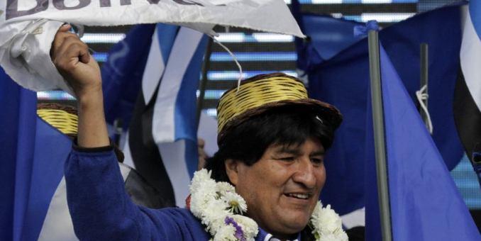 Bolivia renueva su confianza en Evo Morales para un tercer mandato hasta 2020