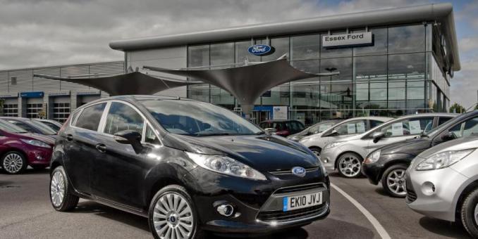Ford baja sus ventas mientras que GM y Chrysler suman fuertes aumentos