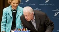 Jimmy Carter celebra su 90mo cumpleaños