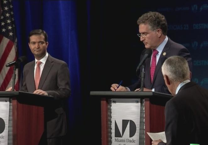 García y Curbelo, una contienda en Florida con repercusiones presidenciales