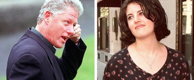 Nuevos documentos revelan detalles sobre el caso Lewinsky y la era Clinton