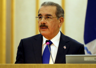 PresidenteDominicano Danilo Medina Sanchez desembolsa RD$70 millones para sequía en Peravia