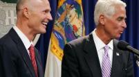 Candidatos a la gubernatura de Florida debaten en televisora hispana