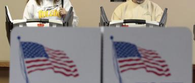 Votos anticipados en EEUU superan los 15 millones