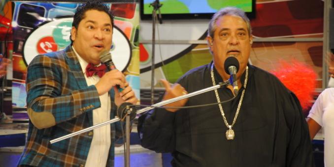 """Anthony Ríos: """"Yo he vivido haciéndome el loco, pero Sergio Vargas es loco de verdad"""""""
