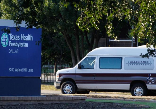 """El hospital de Dallas (EE.UU.) admite """"errores"""" en la gestión del ébola"""