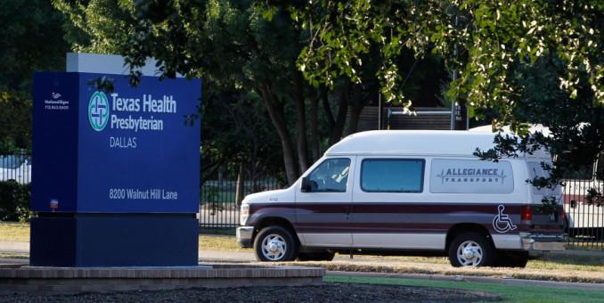 Rechazan cenizas de bienes de muerto por ébola
