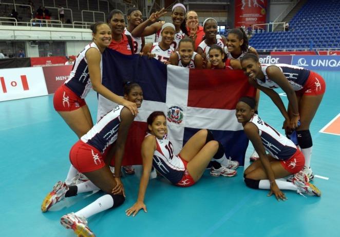 Bolleyball dominicano, entre los mejores del mundo !!!