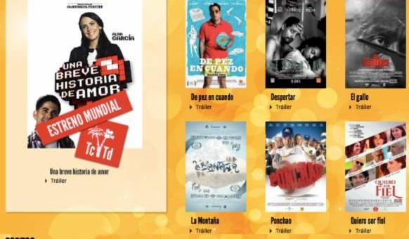 RealizanlaIII Muestra y Mercado de Cine Dominicano en Madrid 2014