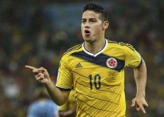 Colombia vence a Canadá con un golazo de James