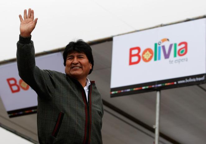 Evo llega a 60% de votos y acaricia el control del congreso boliviano
