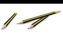 El lápiz se resiste a morir y se adapta a la era digital