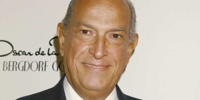 Muere el diseñador dominicano Óscar de la Renta a sus 82 años