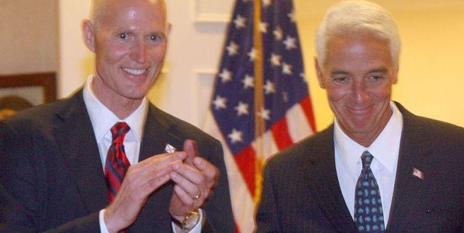 Candidatos a la Gobernación de Florida mantienen empate en intención de voto