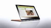 Lenovo presentó su nueva Laptop Yoga 3 Pro
