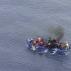 Balseros cubanos muertos, difíciles de identificar