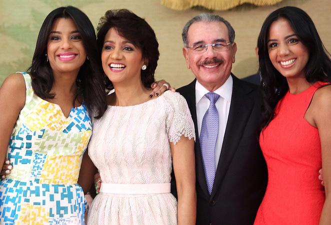 Familia presidencial testimonia valores de sencillez, unidad y servicio