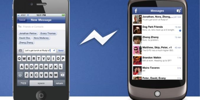 Facebook Messenger alcanza 500 millones de usuarios