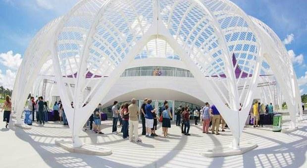 Un edificio de Calatrava en Florida, premiado por la revista ENR