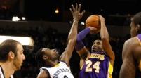 Kobe rompe récord de tiros fallados, Lakers caen