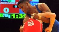 Cuba arrasa en box y lucha, en Veracruz 2014