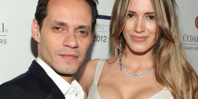 Marc Anthony y Shannon de Lima están casados