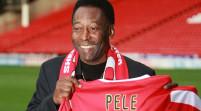 """Pelé asegura desde el hospital que no tiene """"nada serio"""""""