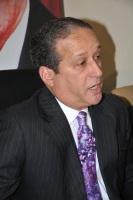 Congresista Dominicano Pared Perez se reune con Peledeistas en Washington