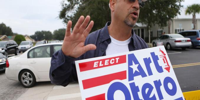 El voto boricua decide la Florida