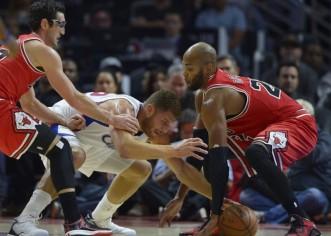 Chalmers y Bosh aúnan fuerzas para dar la victoria a los Heat frente a los Nets