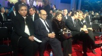 Chespirito es velado en Televisa