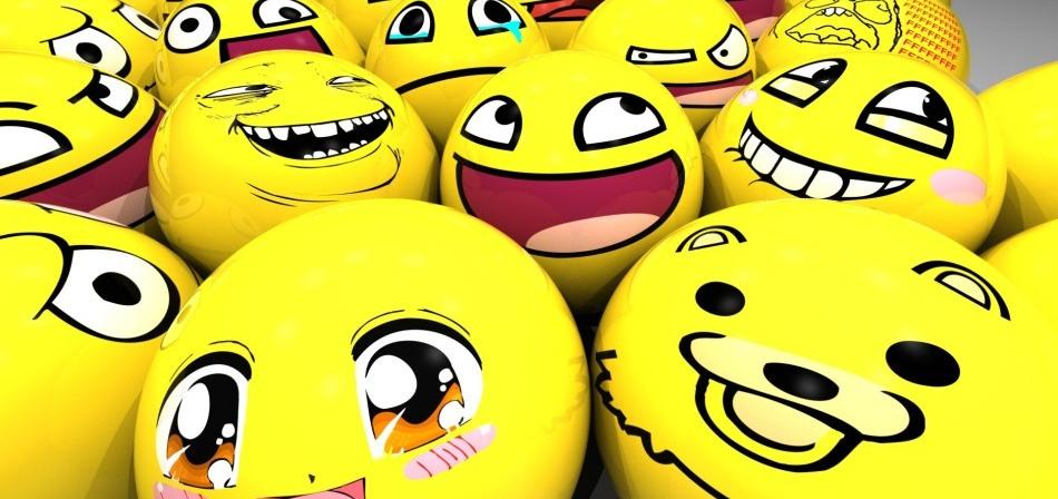 El verdadero significado de algunos emoticonos que usamos (mal) en Whatsapp