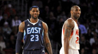 """James y Bryant viven noche """"frustrante""""; Rockets ganan duelo de invictos"""