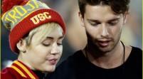 Miley Cyrus y Patrick Schwarzenegger ya no esconden su amor