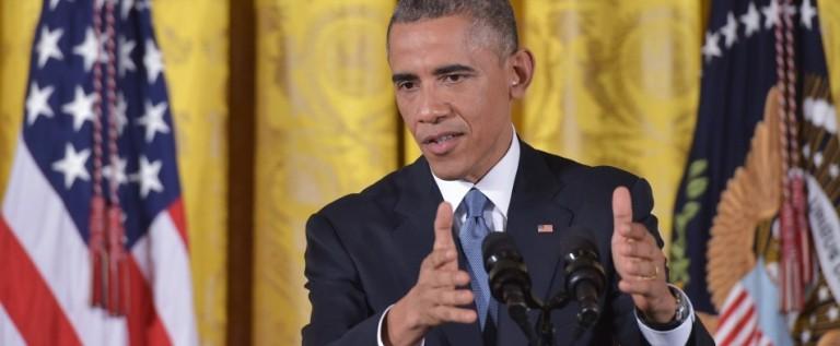 """Obama rechaza """"cultura militarizada"""" en policías"""