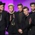 One Direction, Katy Perry triunfan en los AMA