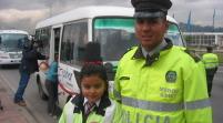Colombia autoriza el uso del bigote para todos los policías