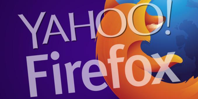 Yahoo sustituye a Google como buscador en Firefox