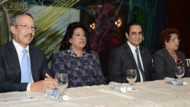 Congresista Dominicana Senadora Cristina Lizardo reafirma compromiso seguir trabajando a favor de la mujer