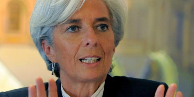 """Maduro dice que la directora del FMI """"tiene un espagueti en el cerebro"""